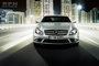 63, Limosine, amg, artificial light, automotive, car, cars, city, class, cls, environment, illumination, location, manufacturer, mercedes, motion, moving, night, outdoors, skyscrapers, urban, when