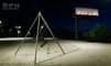 CGI, __unsorted_keywords, abandoned, barren, bleak, child, children, conceptual, deserted, environment, kid, kids, location, long exposure, materials, night, outdoors, people, playground, sand, swing, urban, when