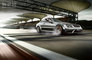 CGI, __unsorted_keywords, amg, architecture, automotive, car, cars, clk, cloudy, connotations, contemporary, design, graphic, manufacturer, mercedes, modern, motion, motion blur, moving, night, racing track, smoke effect, special effects, speed, weather conditions, when