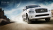 CGI, GX56, Infiniti, SUV, __unsorted_keywords, artificial light, automotive, car, cars, class, cloudy, day, daylight, desert, environment, illumination, location, manufacturer, motion, motion blur, moving, natural light, nature, outdoors, season, sky, special effects, summer, sun, sunny, suv, weather conditions, when