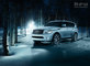 CGI, GX56, Infiniti, SUV, __unsorted_keywords, artificial light, automotive, car, cars, class, environment, forest, ice, illumination, leafs, lensflare, location, manufacturer, motion, natural light, nature, night, outdoors, season, snow, special effects, static, suv, trees, weather conditions, when, winter, woods