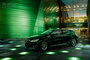 CGI, CT, Fluorescent light, Lexus, RX, __unsorted_keywords, architecture, artificial light, automotive, bodystyle, car, cars, city, class, colors, compact, connotations, contemporary, cool, environment, exterior, futuristic, graphic, green, hatchback, illumination, location, manufacturer, metropoly, neon, night, outdoors, shortback, skyscrapers, urban, when