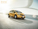 CGI, Note, __unsorted_keywords, advertising, automotive, bodystyle, car, cars, class, colors, day, daylight, environment, exterior, liftback, location, manufacturer, mid-size, midsize, motion, moving, nissan, outdoors, season, summer, sun, sunny, urban, weather conditions, when, yellow