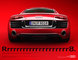 CGI, R8 V8, R8V8, __unsorted_keywords, advertising, audi, automotive, car, cars, class, colors, environment, graphic, indoors, location, manufacturer, red, red background, red varnish, sportcar, sports car, sports-car, studio, style, super car, varnish