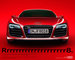 CGI, R8 V8, R8V8, __unsorted_keywords, advertising, audi, automotive, car, cars, class, colors, environment, graphic, indoors, location, manufacturer, red, red background, red varnish, sportcar, sports car, sports-car, studio, super car, varnish