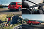 Alltrack, MY2015, VW, Variant, __unsorted_keywords, adult, animals, automotive, car, cars, colors, dog, environment, estate, features, flare, forest, golf, hiking, illumination, interiors, lake, location, male, man, manufacturer, men, motion, motion blur, mountains, natural light, nature, outdoors, people, rear shot, red, red varnish, seats, special effects, sports, sun roof, sunny, trecking, varnish, volkswagen, vw, vwAlltrack, water, woods