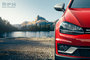 Alltrack, MY2015, VW, Variant, __unsorted_keywords, adult, automotive, car, cars, colors, environment, estate, forest, front shot, golf, hiking, illumination, lake, location, male, man, manufacturer, men, mountains, natural light, nature, outdoors, people, red, red varnish, sports, sunny, trecking, varnish, volkswagen, vw, water, woods