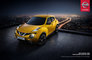 4x4, CGI, Juke, SUV, __unsorted_keywords, automotive, car, cars, city, class, colors, connotations, dark, deck, environment, location, manufacturer, nighttime, nissan, outdoors, platform, suv, tiling, tire, tracks, trail, tyre tracks, urban, varnish, yellow