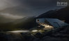 2-seater, CGI architecture, alps, amg, automotive, bauhaus, bodystyle, car, cars, class, environment, full cgi, location, manufacturer, mercedes, mountains, nature, outdoors, roadster, slr, sportcar, sports car, sports-car, super car, two-seater