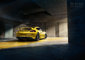 CGI, Cayman, Porsche, __unsorted_keywords, architecture, automotive, car, cars, class, concrete, detail, environment, indoors, interiors, location, manufacturer, rear, sportcar, sports car, sports-car, studio, super car, varnish, yellow