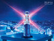 2016, Beer, CGI, Drinks, Fluids, Liquids, Paris, Type, __unsorted_keywords, advertising, blue, cgi metal, cityscape, food, france, laser, nations, night, still life, still-life, stilllife