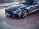 #2018, AMG, AUTOMOTIVE, Mercedes-Benz, RETOUCHING, advertising, car parked, front threequarters, grey car, metallic car