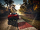 #2018, #rigshot, AUTOMOTIVE, Car, Leaf, RETOUCHING, Supra, Toyota, advertising, atmospheric, autumn, car moving, forest, glow, lensflare, low light, on road, racing track, rear, red car, sport car, sports car, sun, sunny, sunset, trees, warm tone, wide angle