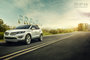 CGI, Driving, Lincoln, SUV, __unsorted_keywords, automotive, car, cars, class, colors, crossover, cuv, daylight, environment, flare, frenetic, front 3/4, location, manufacturer, mkc, motion, motion blur, outdoors, road, special effects, suv, tarmac, varnish, white, white varnish