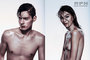 2016, Beauty, __unsorted_keywords, colors, grooming, hair, man, nude, skin, white, woman, zombies